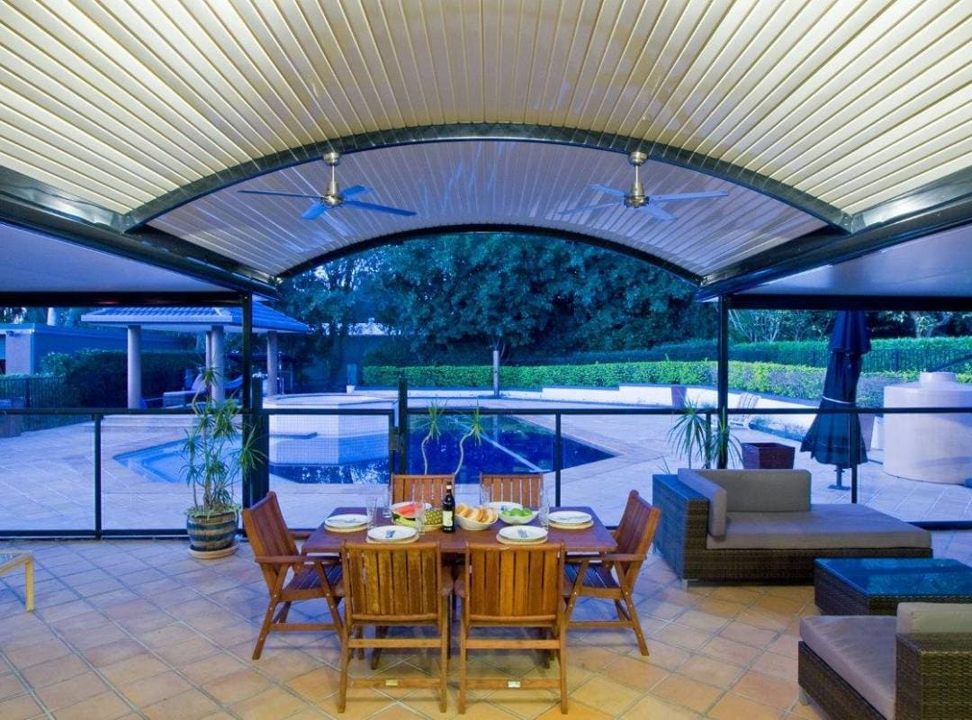 Patios Verandah Carport Outback Curved 25
