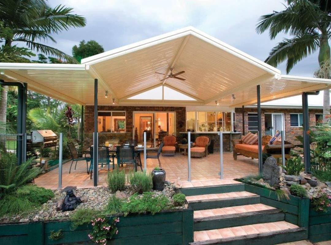 Patios Verandah Carport Outback Gable 06