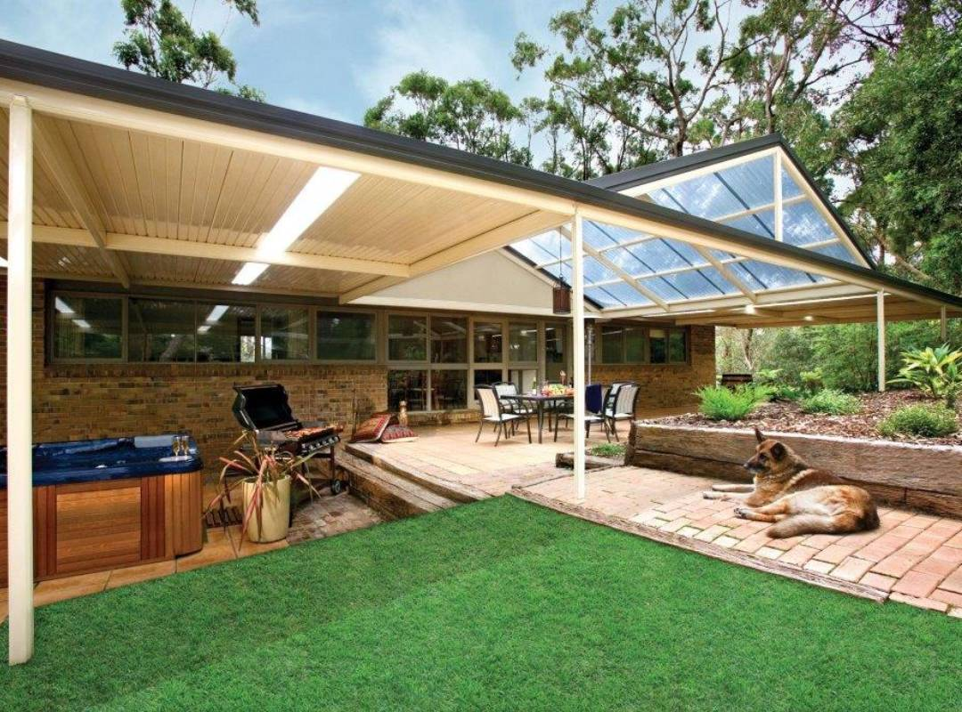 Patios Verandah Carport Outback Gable 10