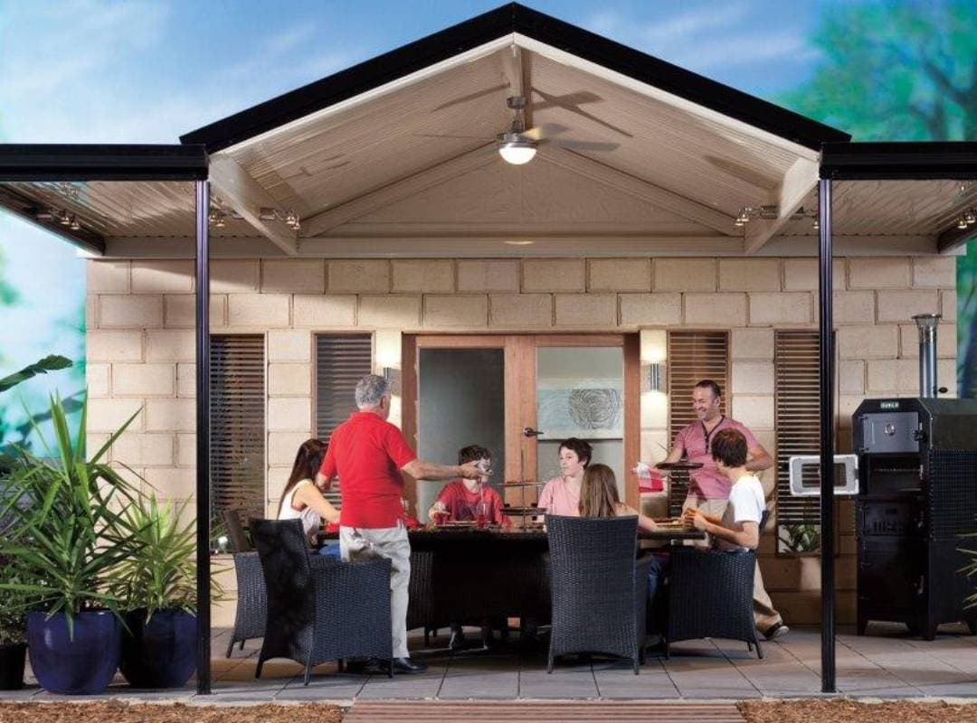 Patios Verandah Carport Outback Gable 11