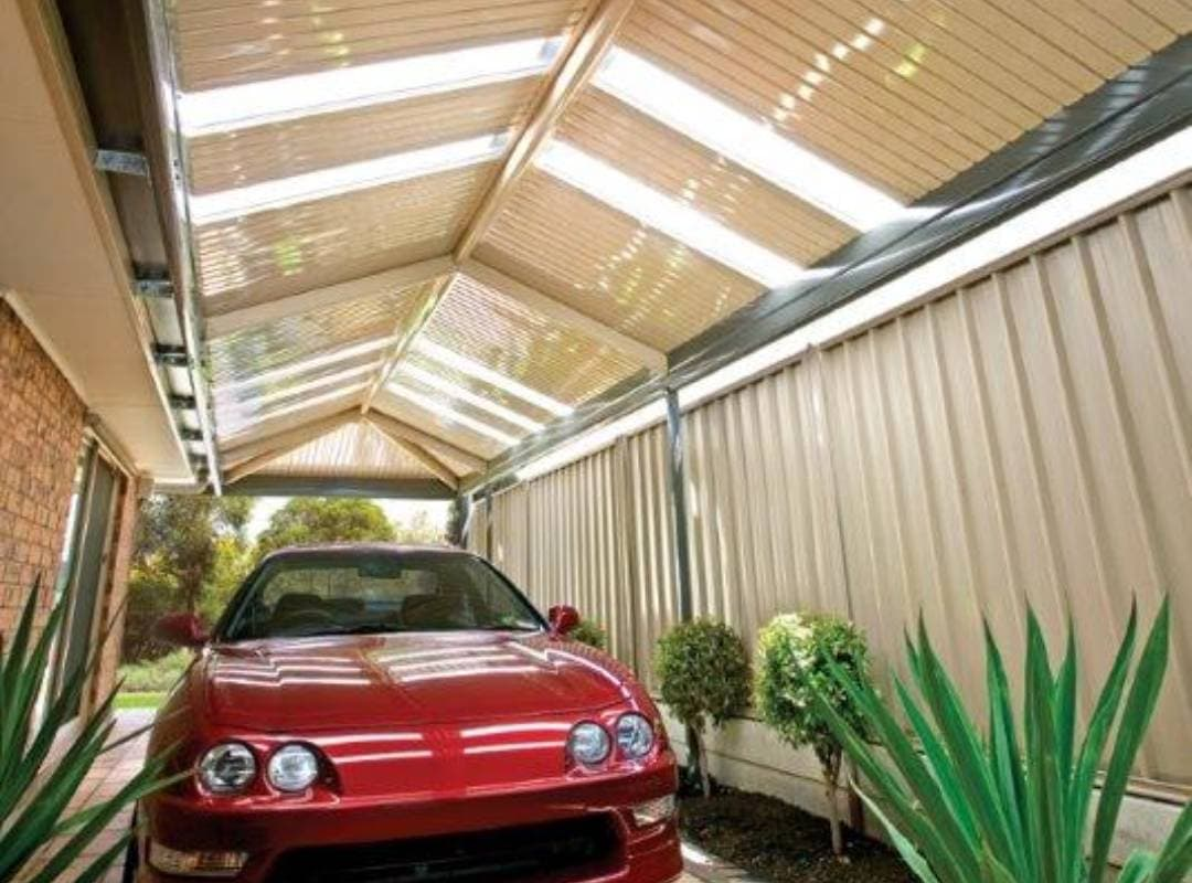 Patios Verandah Carport Outback Gable 12
