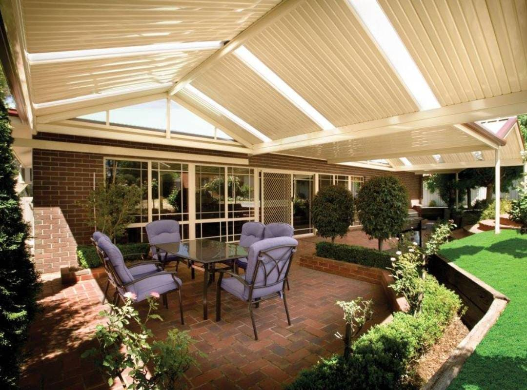 Patios Verandah Carport Outback Gable 14
