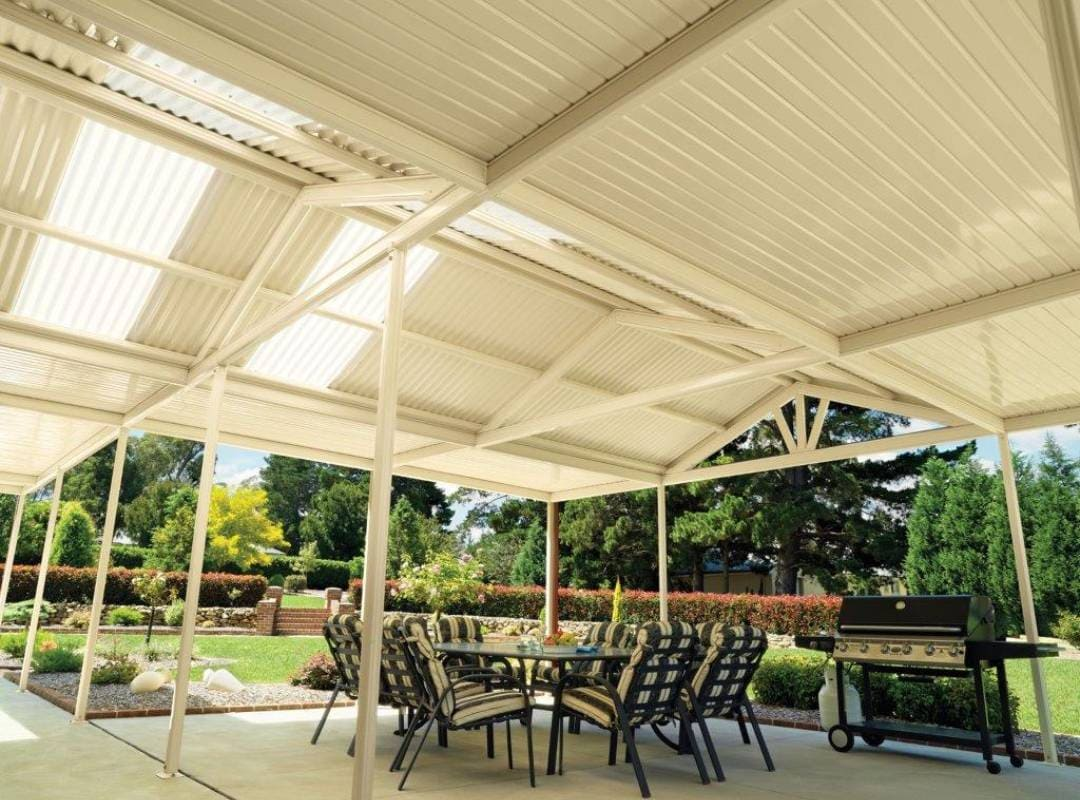 Patios Verandah Carport Outback Gable 16