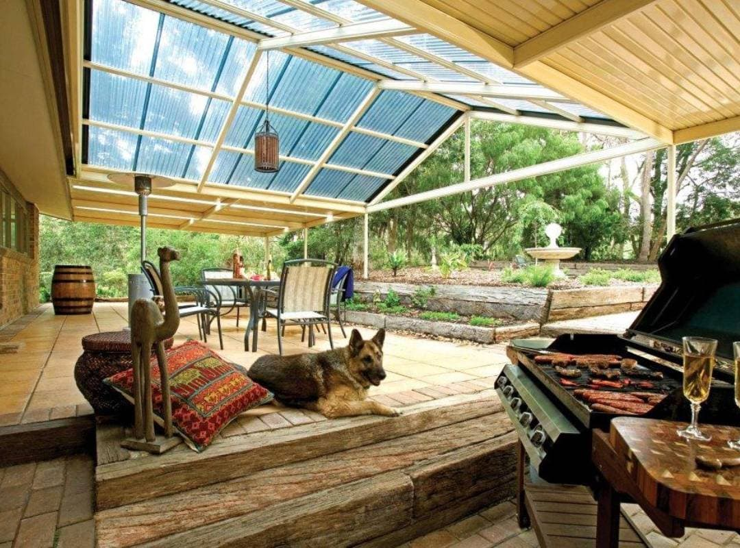 Patios Verandah Carport Outback Gable 20