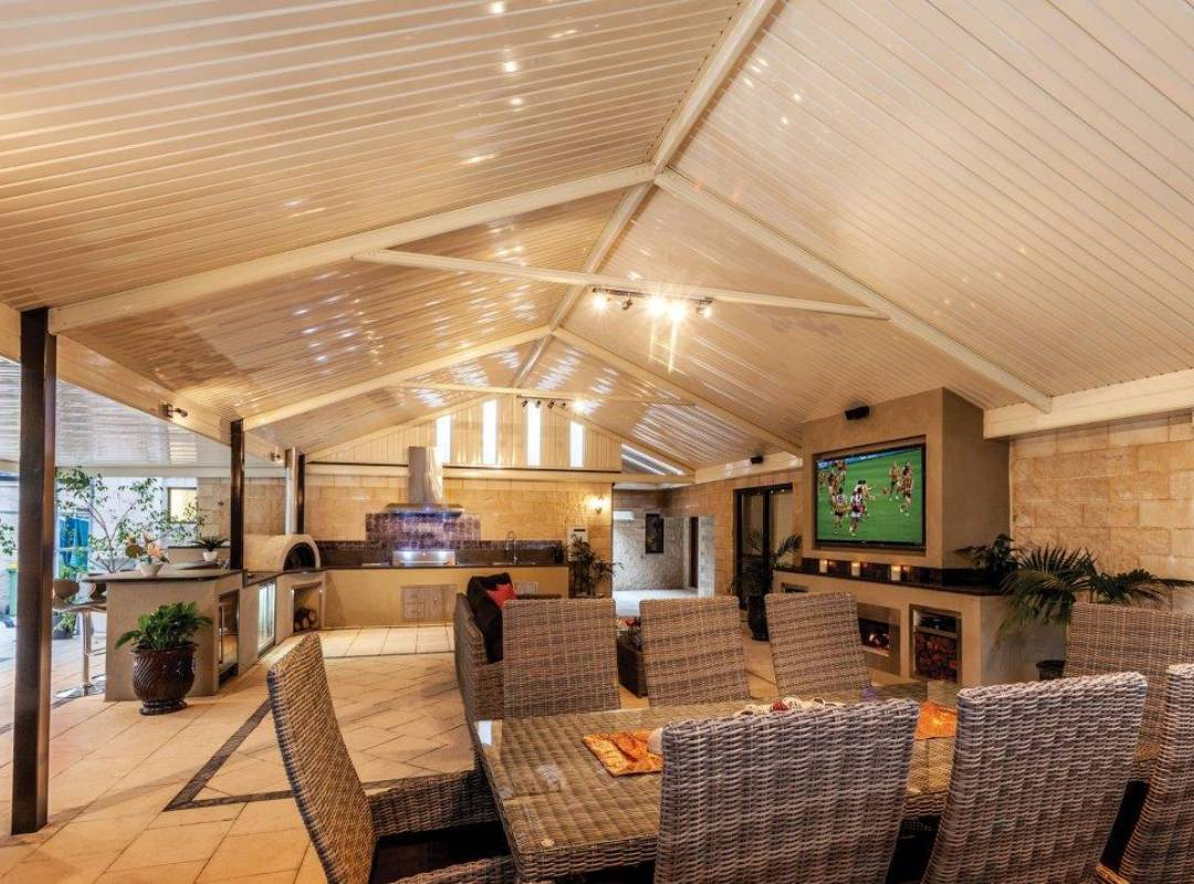 Patios Verandah Carport Outback Gable 22