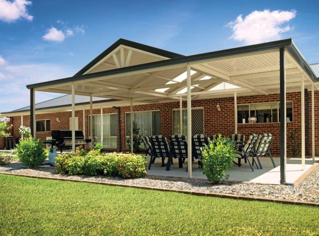 Patios Verandah Carport Outback Gable 27