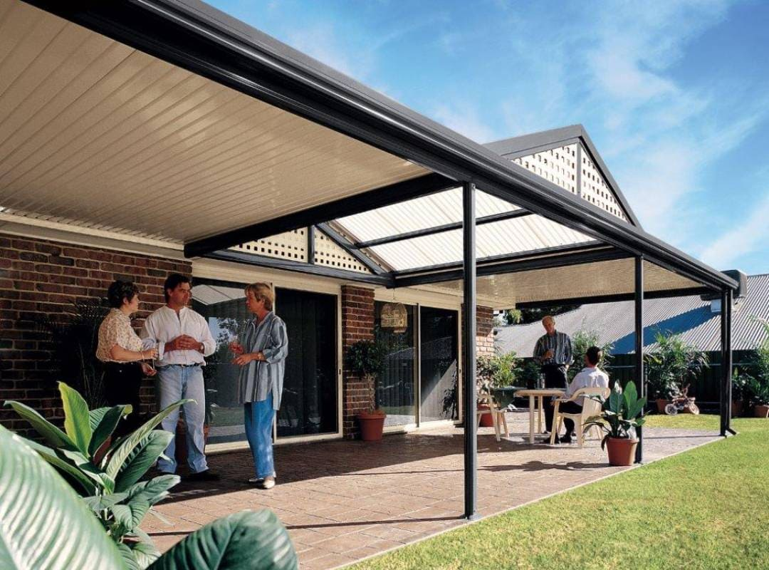 Patios Verandah Carport Outback Gable 32