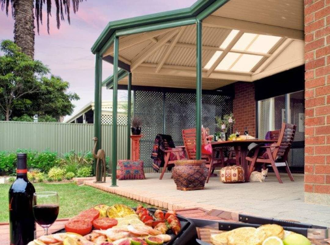 Patios Verandah Carport Outback Gazebo Hip 03