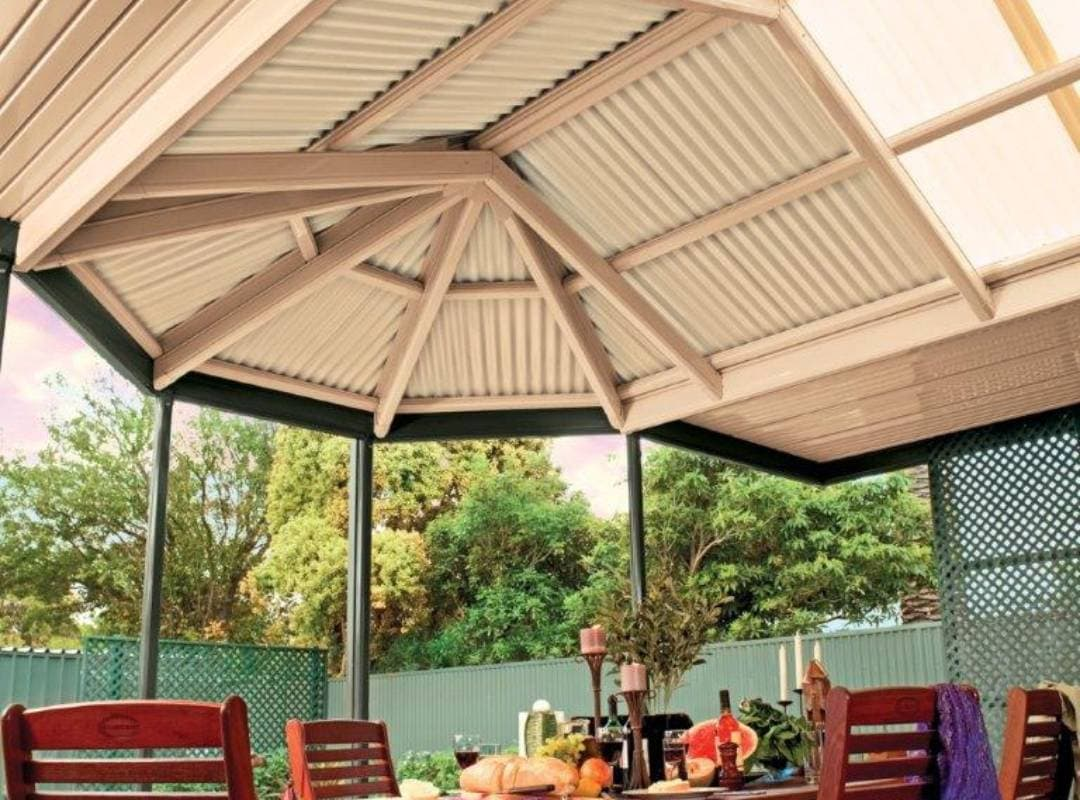 Patios Verandah Carport Outback Gazebo Hip 11