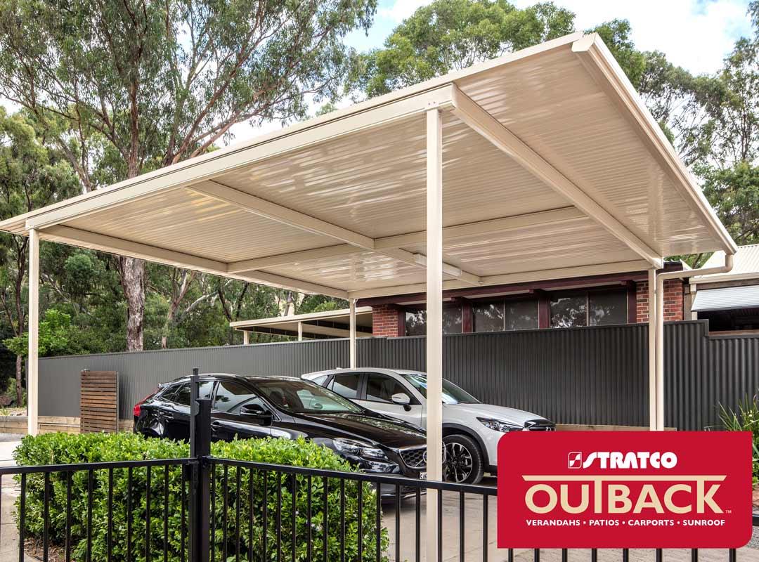 Stratco Carports Adelaide