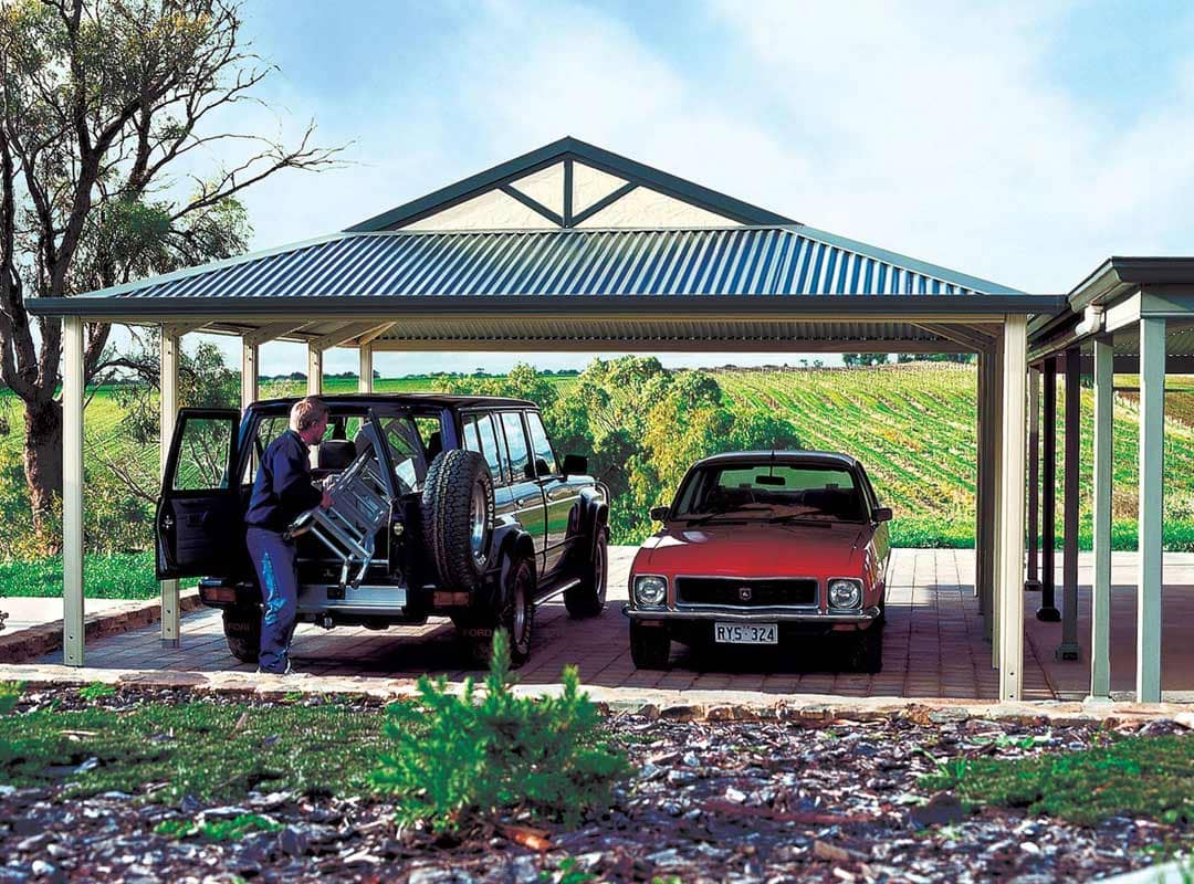 Dutch Gable Carports Adelaide